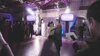 First Dance!!! Spencer Flay - No letting go (Wayne Wonder)