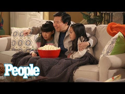 Ken Jeong On Raising Twins, How He Celebrates His Daughters' Differences   People