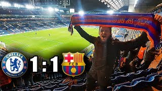 CHELSEA - BARCELONA 1:1 | CHAMPIONS LEAGUE | 20.02.2018