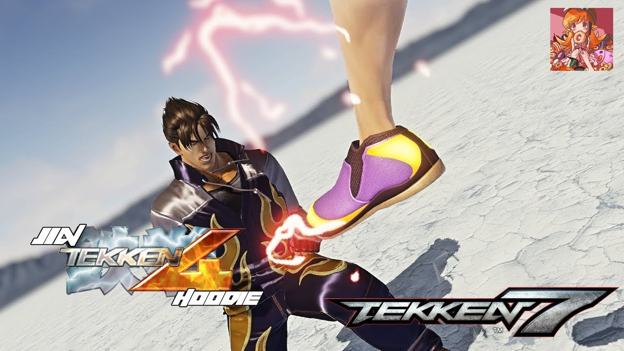 Jin Tekken 4 Mod Showcase Tekken 7 Youtube