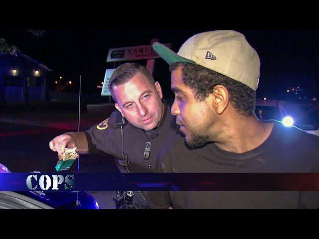 Check Point, Web Exclusive, COPS TV SHOW