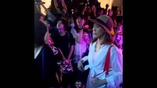 20150814 台湾宝塚公演 -花組- 出待ち.