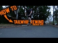 HOW TO TAILWHIP REWIND ON A SCOOTER quickest way