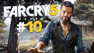 Zagrajmy w FAR CRY 5 PL #10 - JOHNY SEED NA CELOWNIKU!  - Polski gameplay - 4K