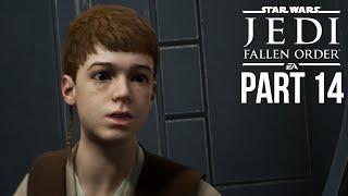 Star Wars Jedi Fallen Order Gameplay Walkthrough Part 14 - ORDER 66 (Full Game)