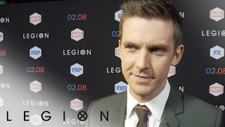 Dan Stevens – Legion on the Red Carpet