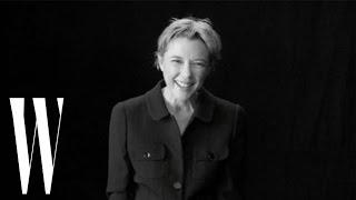 Lynn Hirschberg's Screen Tests: Annette Bening
