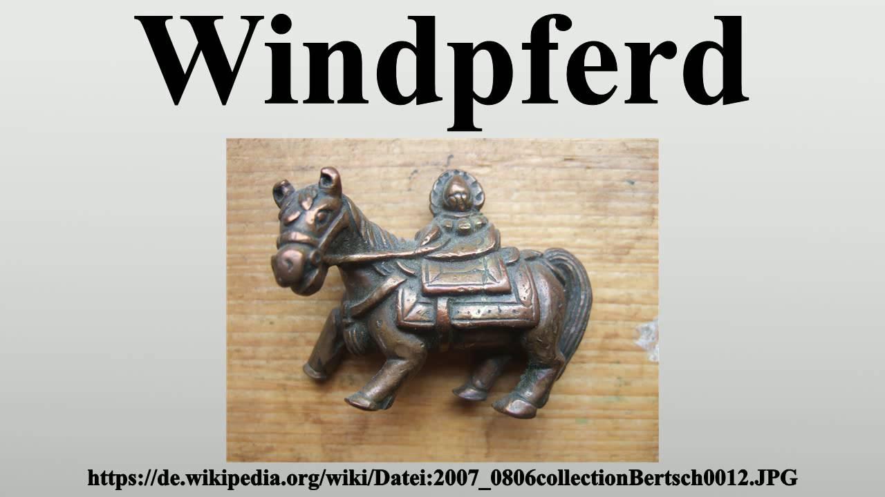 Windpferd
