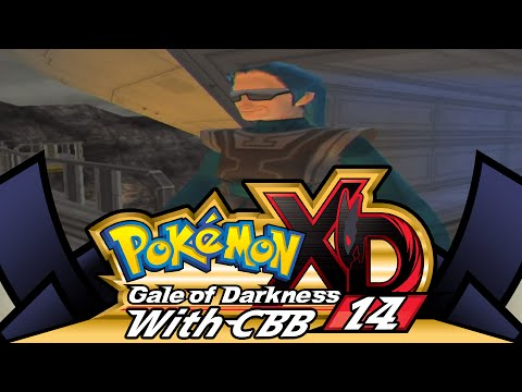 "Pokemon XD: Gale of Darkness w/ POKEAIMMD & CBB! - Ep 14 ""ARDOS FIGHT"""