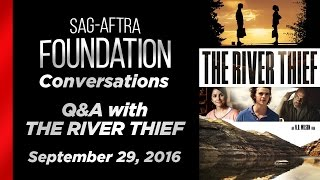 Conversations with Joel Courtney and N.D. Wilson of THE RIVER THIEF