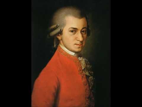 W.A. Mozart - Sinfonia nº 39 en Mi bemol Mayor KV 543