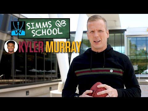 Simms QB School: Arizona Cardinals' Kyler Murray | Chris Simms Unbuttoned | NBC Sports