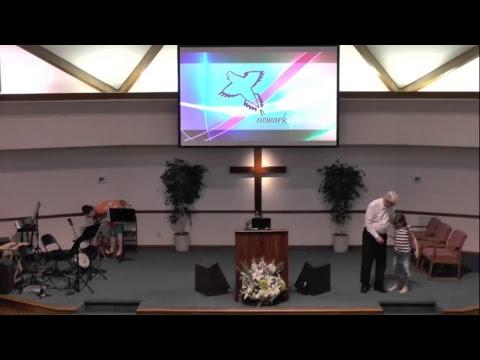7.2.2017 Newark UPC Evening Worship: Let God