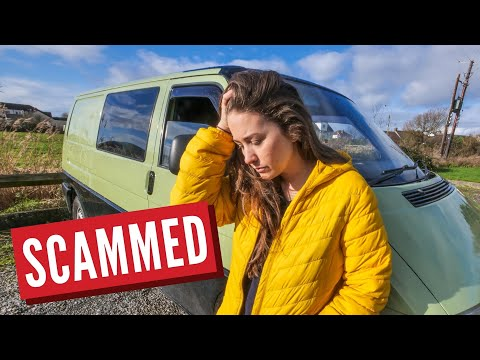 Vanlife Nightmare! We Got Scammed