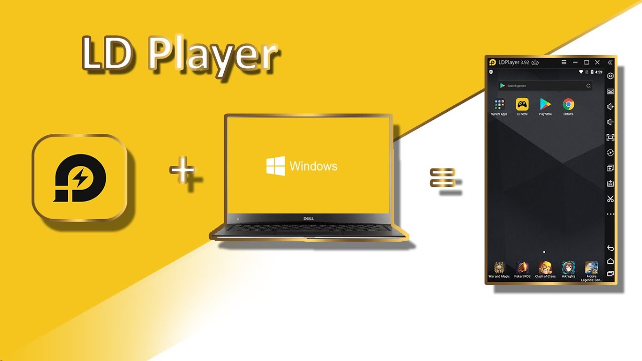 How to Download and Install LD Player On PC   Latest 2020   ✓ Full Setup  Guide   ✓ With explanation - YouTube