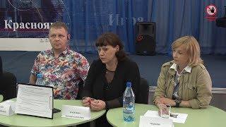 Пресс-конференция ОНК