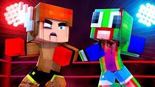 Minecraft Daycare - YOUTUBER FIGHT! (UNSPEAKABLEGAMING vs MOOSECRAFT)