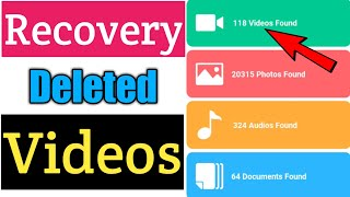 Recovery Deleted Videos For Android   Deleted Video Recovery screenshot 4