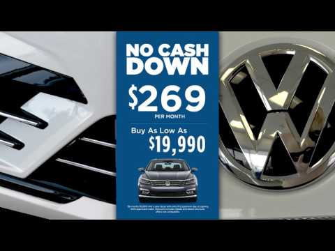 LOW Volkswagen Prices ONLY at McGrath Volkswagen!!!