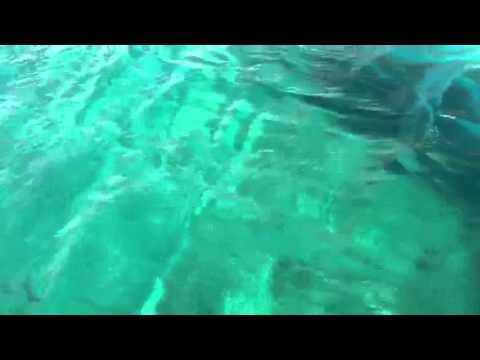 Water in the Cayman Islands