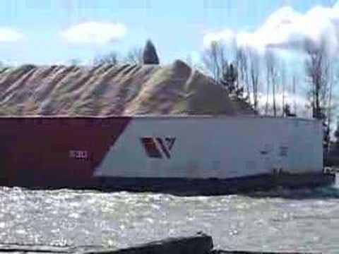 Tugboat on the Fraser River #2.