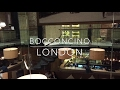 Bocconcino Restaurant in Mayfair, London