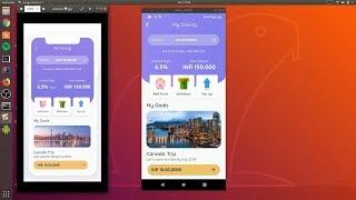 Flutter Story App UI Concept - Speed Code