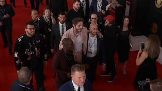 Baixar Post Malone On The Red Carpet | 2019 GRAMMYs