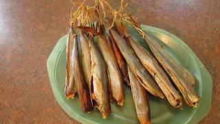 рыба холодного копчения в домашних условиях, путассу - ДЕШЕВО и СЕРДИТО! Пошаговый рецепт