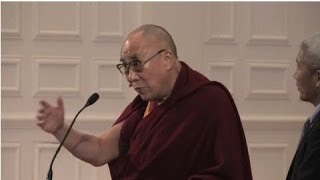 The Dalai Lama at Emory University (2013): Secular Ethics 101