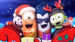 Spookiz Is Coming To Town 🎄 Spookiz Christmas Special 🎄 Cartoons for Kids