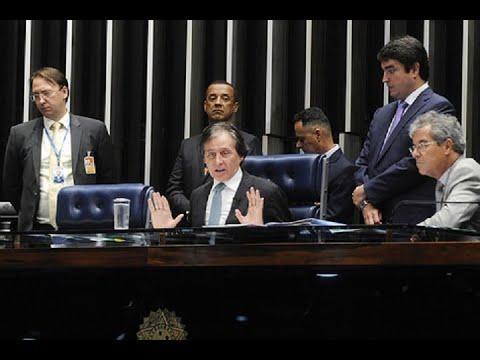 Senado aprova comissão temporária externa para acompanhar a intervenção na segurança do Rio