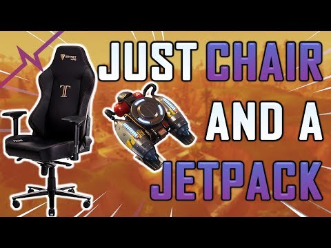Fortnite - Chair And A Jetpack! - May 2018 | DrLupo