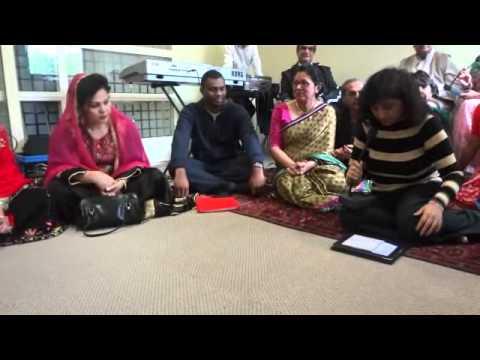 Nadiya Merchant - Paris Raas ramwa aavo raas ramva aaj sajiyo che shah karim no darbaar