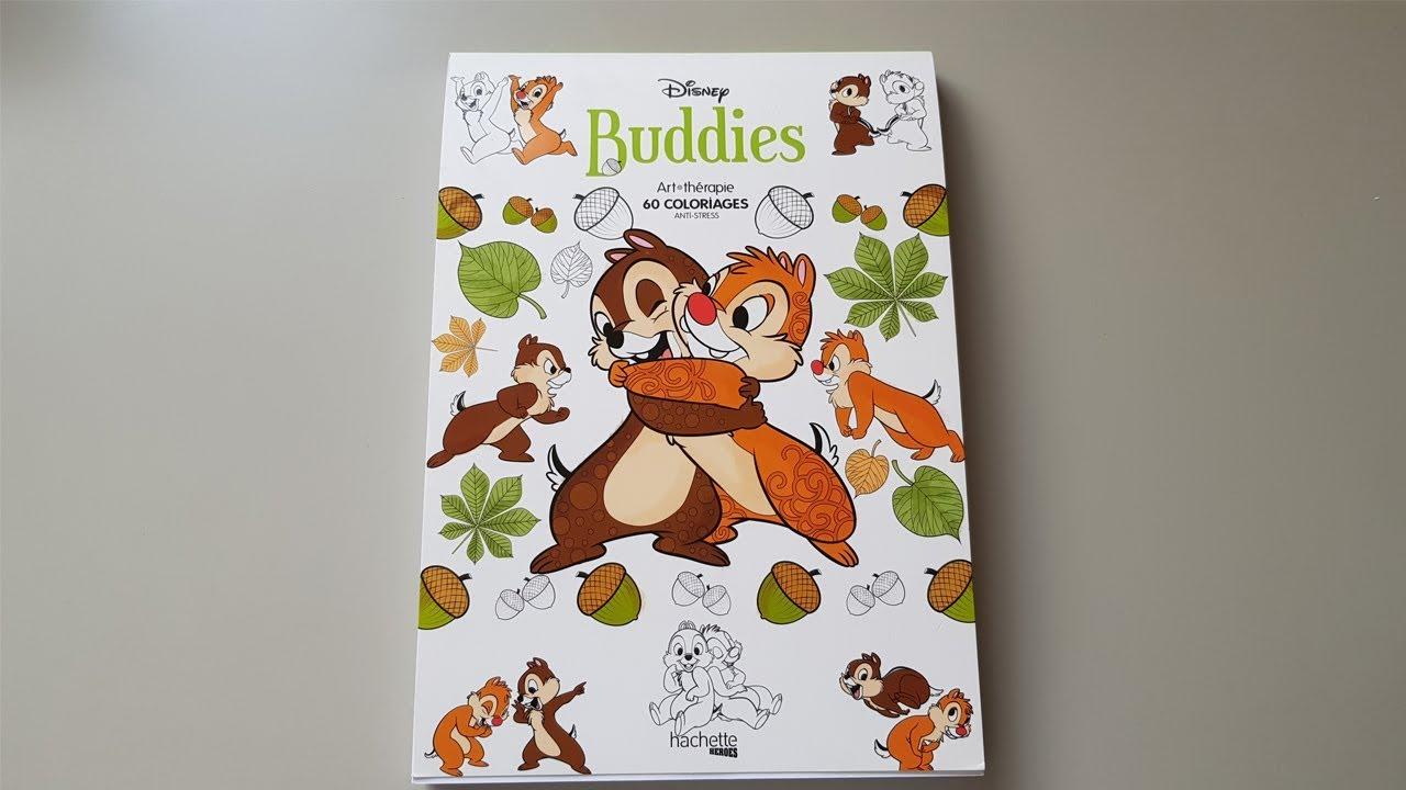 Disney Buddies flipthrough