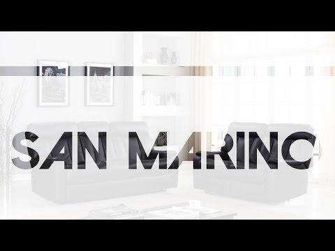 San Marino - Canapés de relaxation