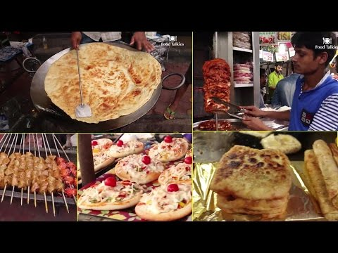 Indian Street Food  - Street Food in Mumbai - Street food video (Part 8)