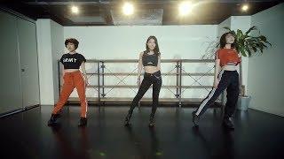 "Jewel  ""前へ""  Dance Practice"