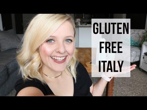 GLUTEN FREE: ITALY