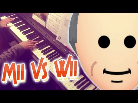 Mii Channel Theme but it's fused with the Wii Shop Channel Theme (Piano Cover)