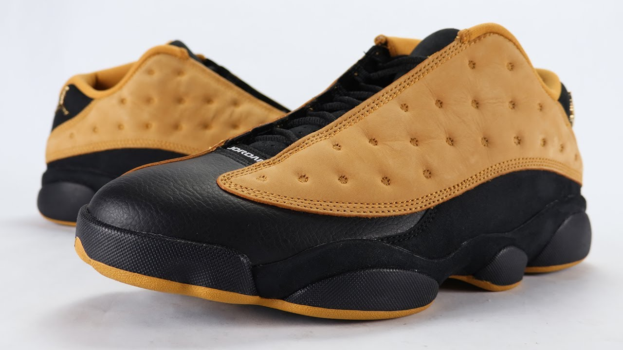 air jordan 13 low chutney 2015 youtube