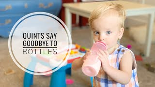 No More Bottles For Our Toddlers