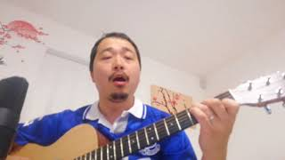 "Daveedchow guitar cover of Tulip (Kazuo Zaitsu) (財津和夫)'s ""Sab..."