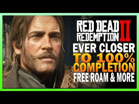 Ever Closer To 100% Completion - Red Dead Redemption 2 Honorable 100% Playthrough thumbnail
