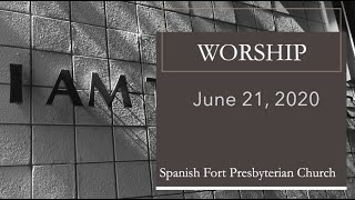 2020-06-21 Worship