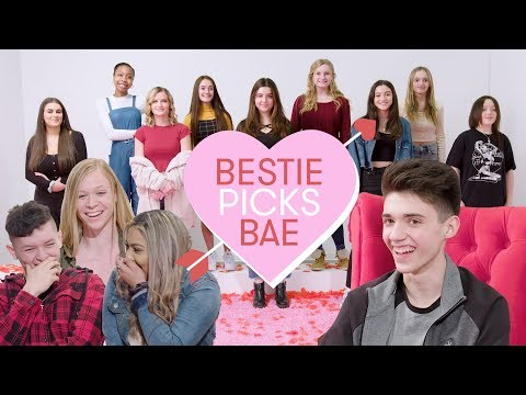 I Let My Best Friends Pick My Girlfriend: Chris | Bestie Picks Bae