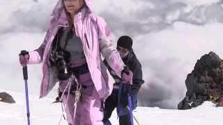Клип восхождение Эльбрус