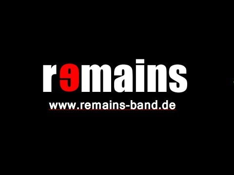 New Song 2014: Remains - Alles fließt
