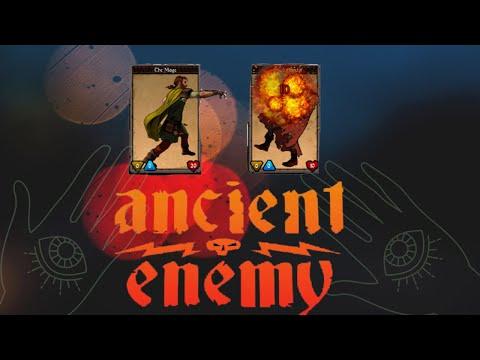 Ancient Enemy We Get way more battling in |