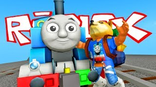 Roblox Thomas & Friends Accidents & Crashes!